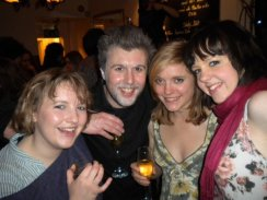 Pirates of Penzance after show party