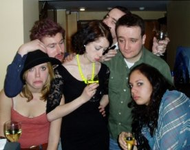Sorcerer after show party - Post show blues :(