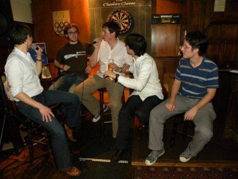 G&S karaoke - the botband